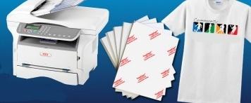 10 SHEETS A4, Laser Transparent Transfer Paper