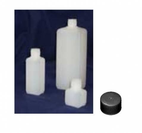 Bottles with + Screw plug